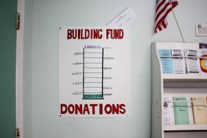 Alano Club Fort Walton Beach, Donations Progress, Building Fund